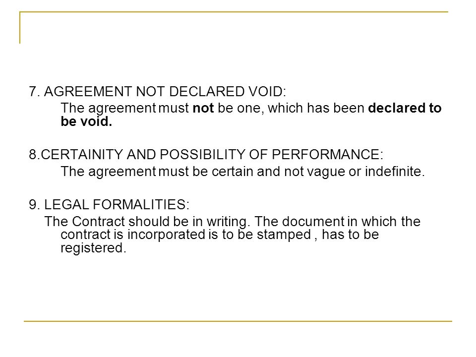 The Indian Contract Act Section 2 H Defines A Contract As An