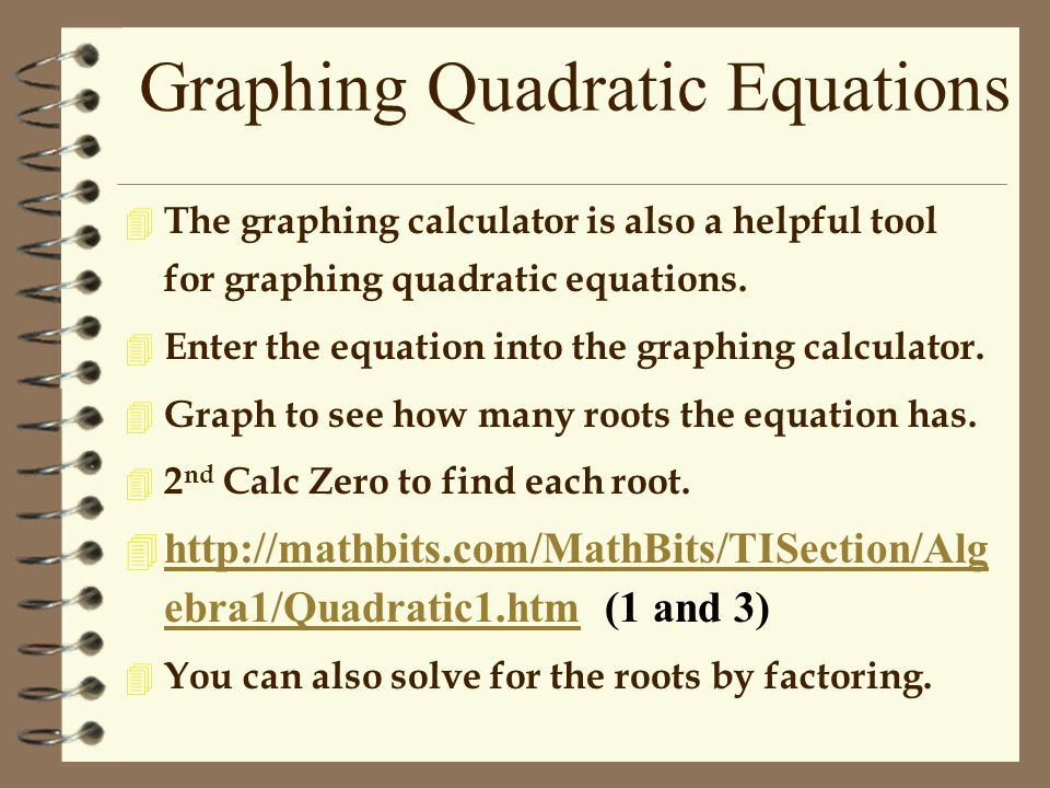 4 One method of graphing uses a table with x values.