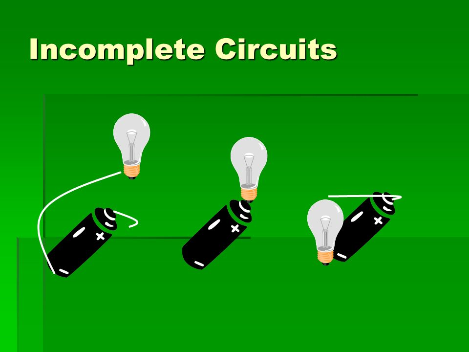 slide_6 circuits and schematic diagrams chapter 35 circuits  ~a set of incomplete components in a wiring diagram at gsmx.co