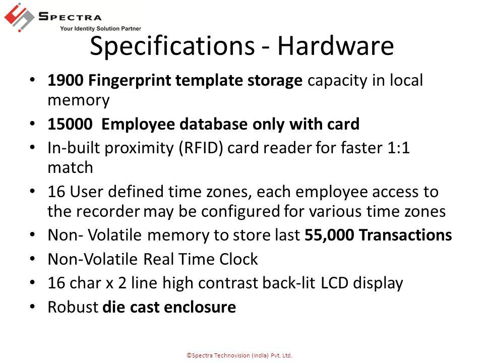 Fingerprint card template minex certified biometric fingerprint product demo fp1000p tcp spectra technovision india pvt ltd reheart Choice Image