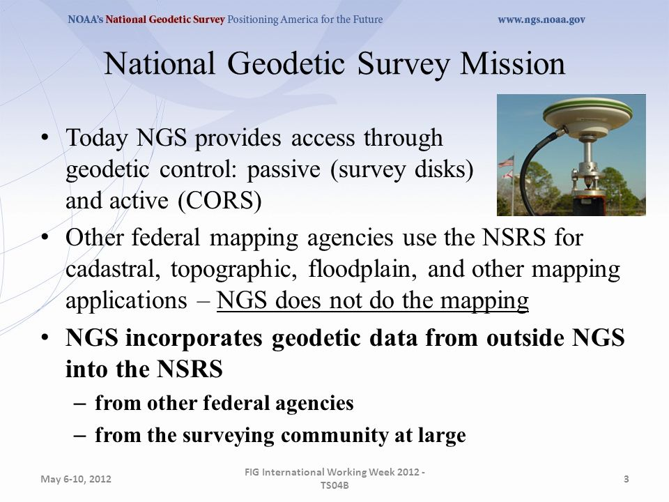 Height Modernization In The US Implementing A Vertical Datum - Us geodetic survey maps