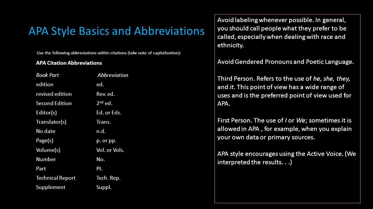 apa format translation