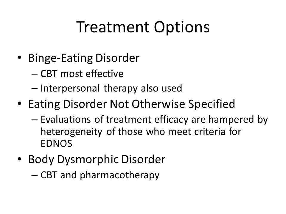 cbt for eating disorder