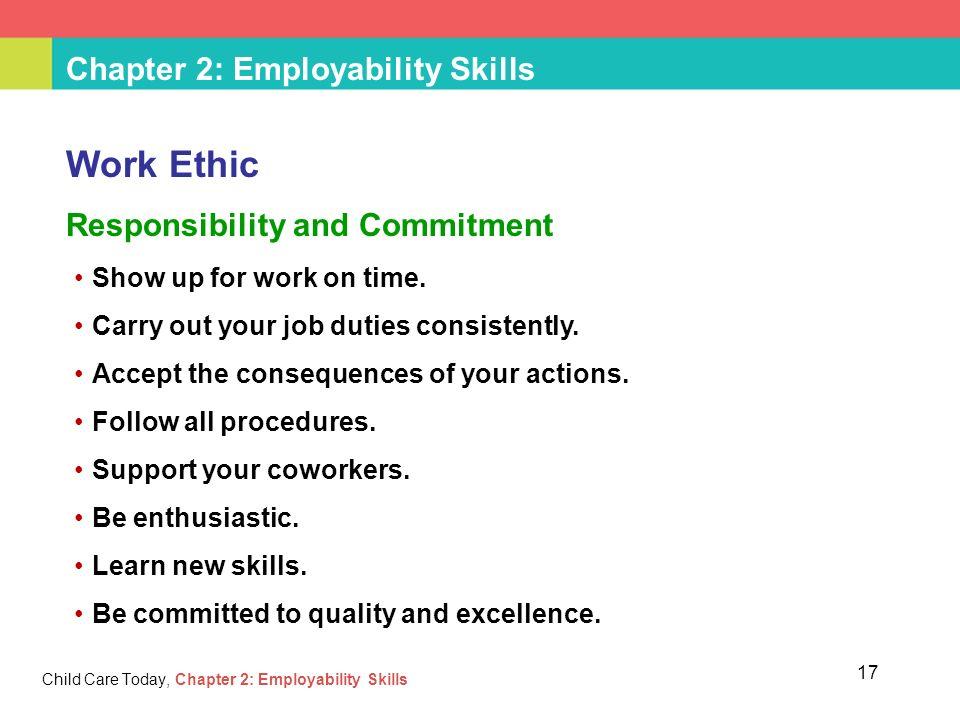employability skill 2 My employability skills 2 my employability in short what does employability mean your employability depends on: important aspects of employability for your career.