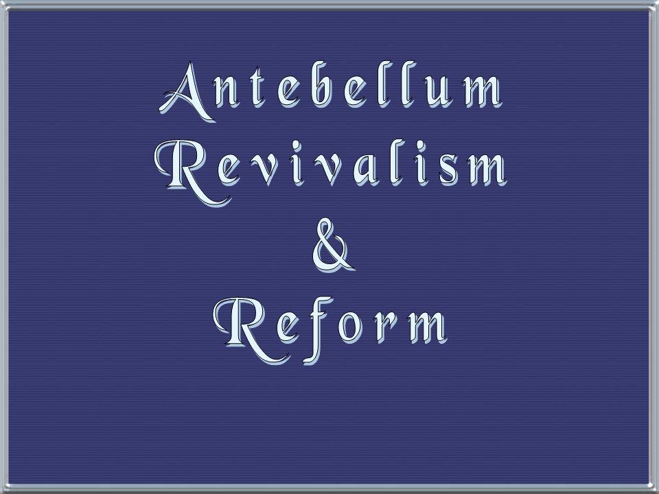 antebellum reform movements essay