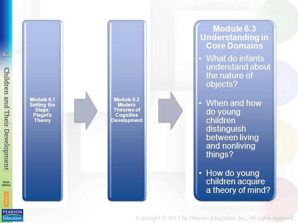 theories of cognitive development an insight