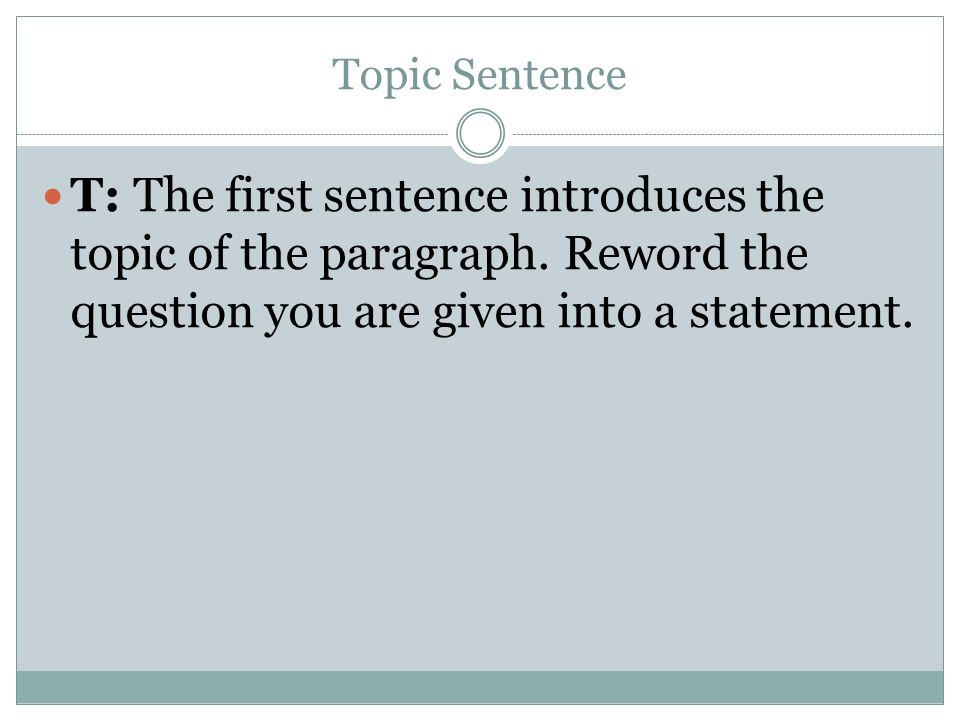 Reword a paragraph