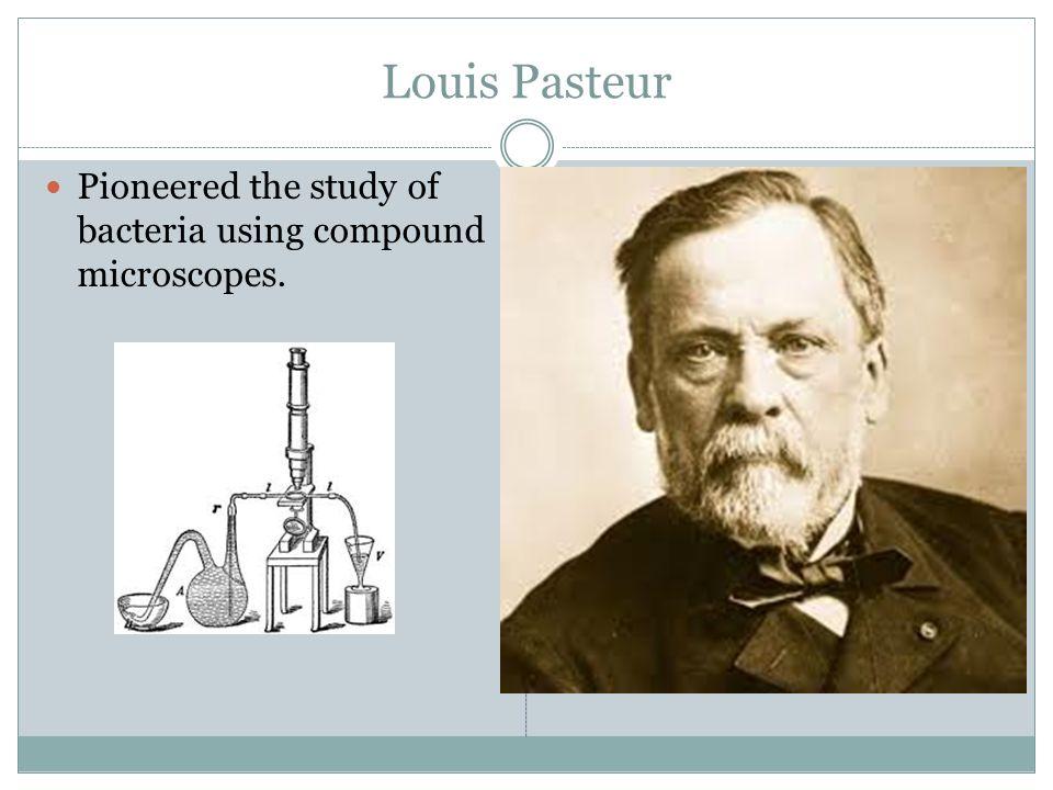 Louis Pasteur Microscope