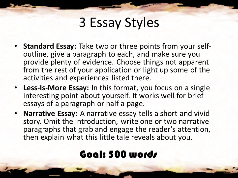 Sample High School Essay Essays Parenting Styles Youtube Short Essay About Learning Styles Learning Styles  Essays And Papers  Essay For High School Application Examples also How To Write A College Essay Paper Styles Of Essays Science Essay Examples