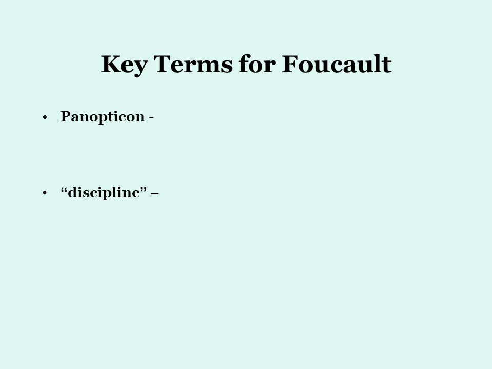 essays on foucaults notion of power Althusser against foucault culture next in line would be foucaults take on the subject rather than examining ideologies and the subject, foucault focuses on the relationship between power.