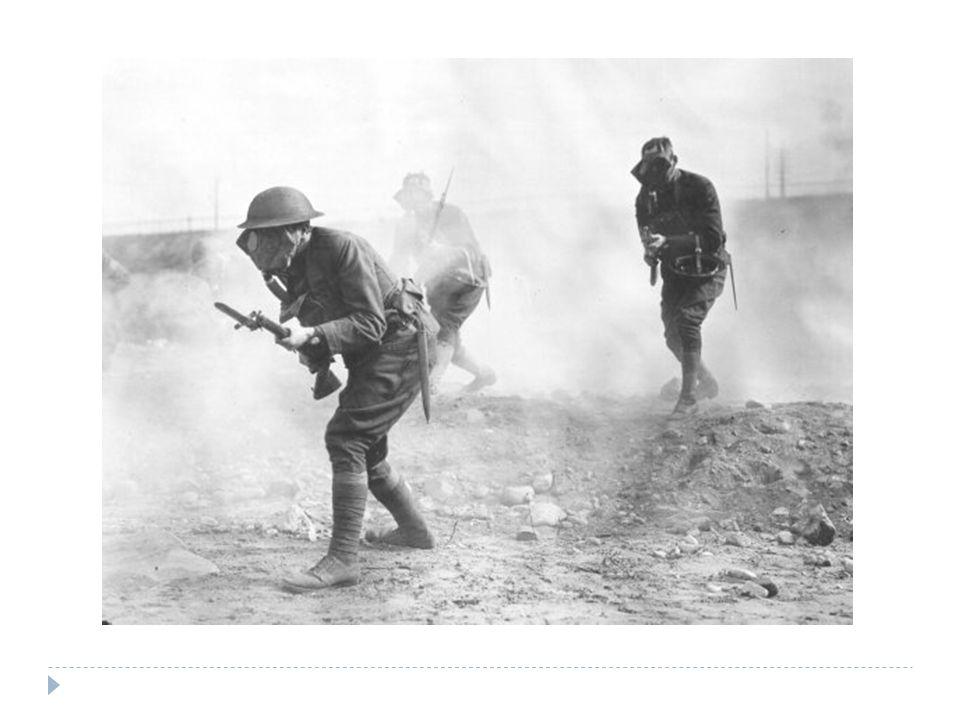 World War 1 Technological Advances. Machine Guns:  Gas-driven ...