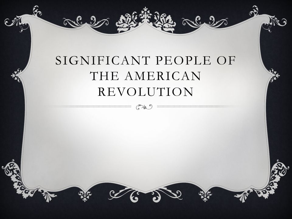 an evaluation of the american revolution Process 1 the students must begin by researching four specific groups from the revolution, which could include african americans, women, native americans, american patriots, loyalists, and neutrals.