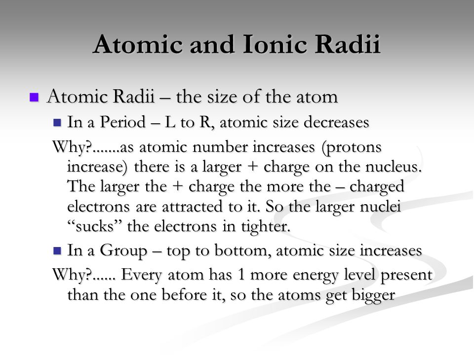 Periodic properties and trends chm atomic and ionic radii atomic 2 atomic and ionic radii urtaz Images