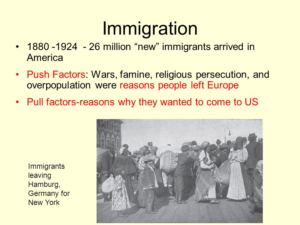 the history of the movements of immigrants to new england from european persecutions History of european immigration to america: the first immigrants the discovery of america led to a great power struggle for control of the new lands primarily between the three most powerful countries in western europe at the time: spain, england, france.