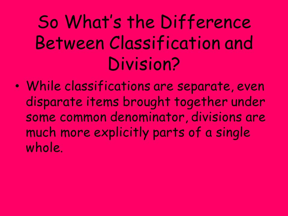 classification essay of music