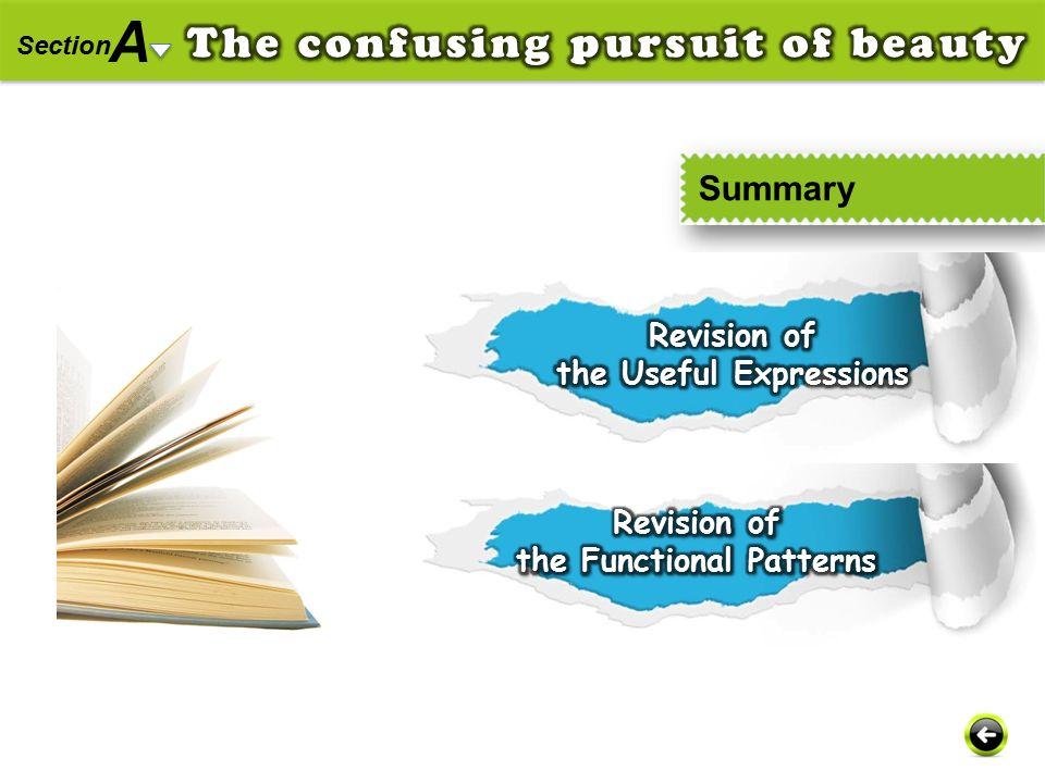 Summary A Section