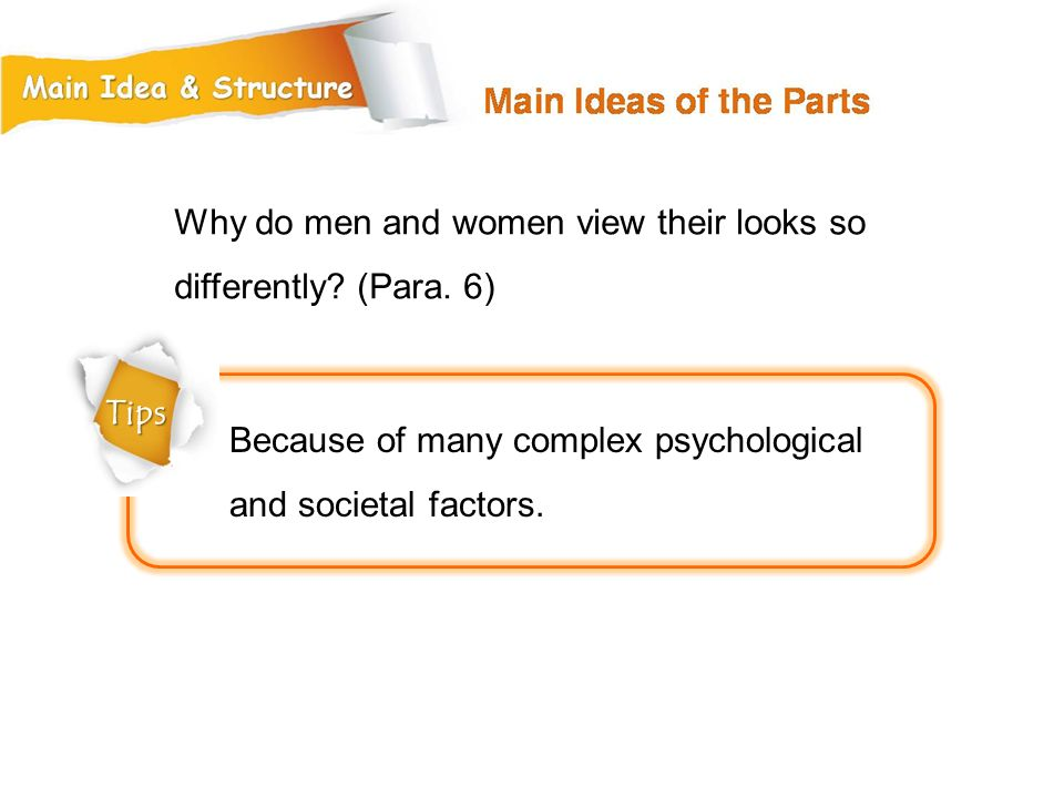 Because of many complex psychological and societal factors.