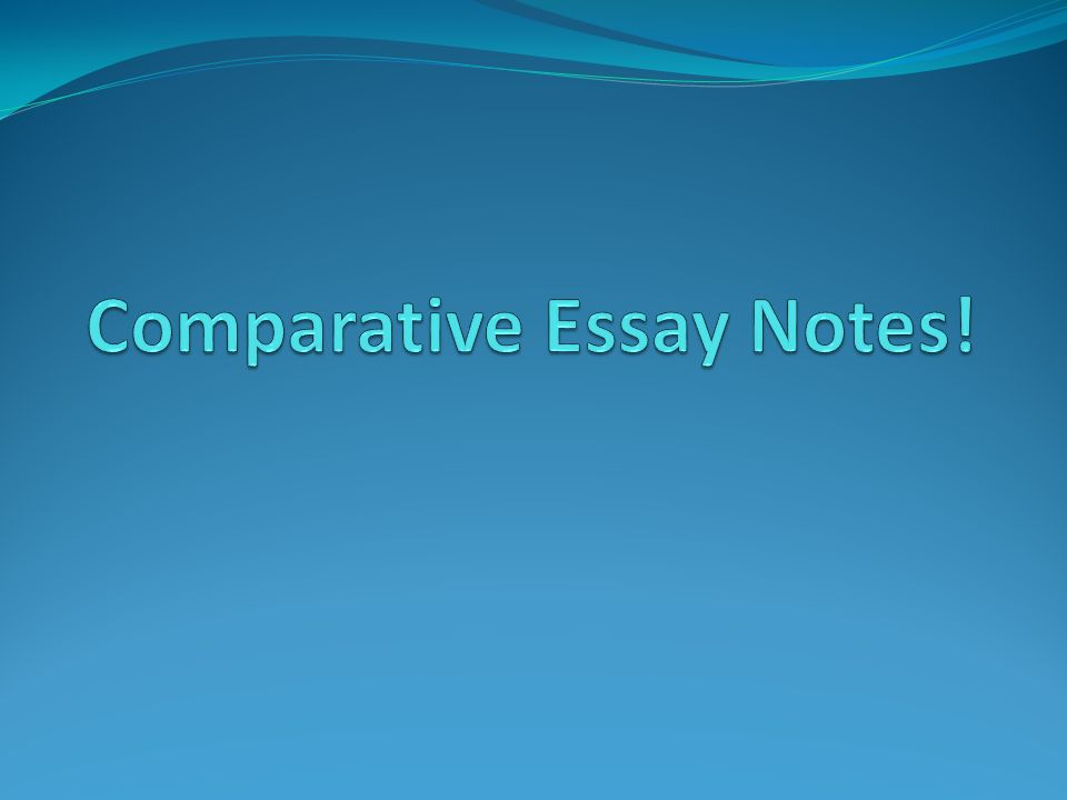 essay comparing creation stories