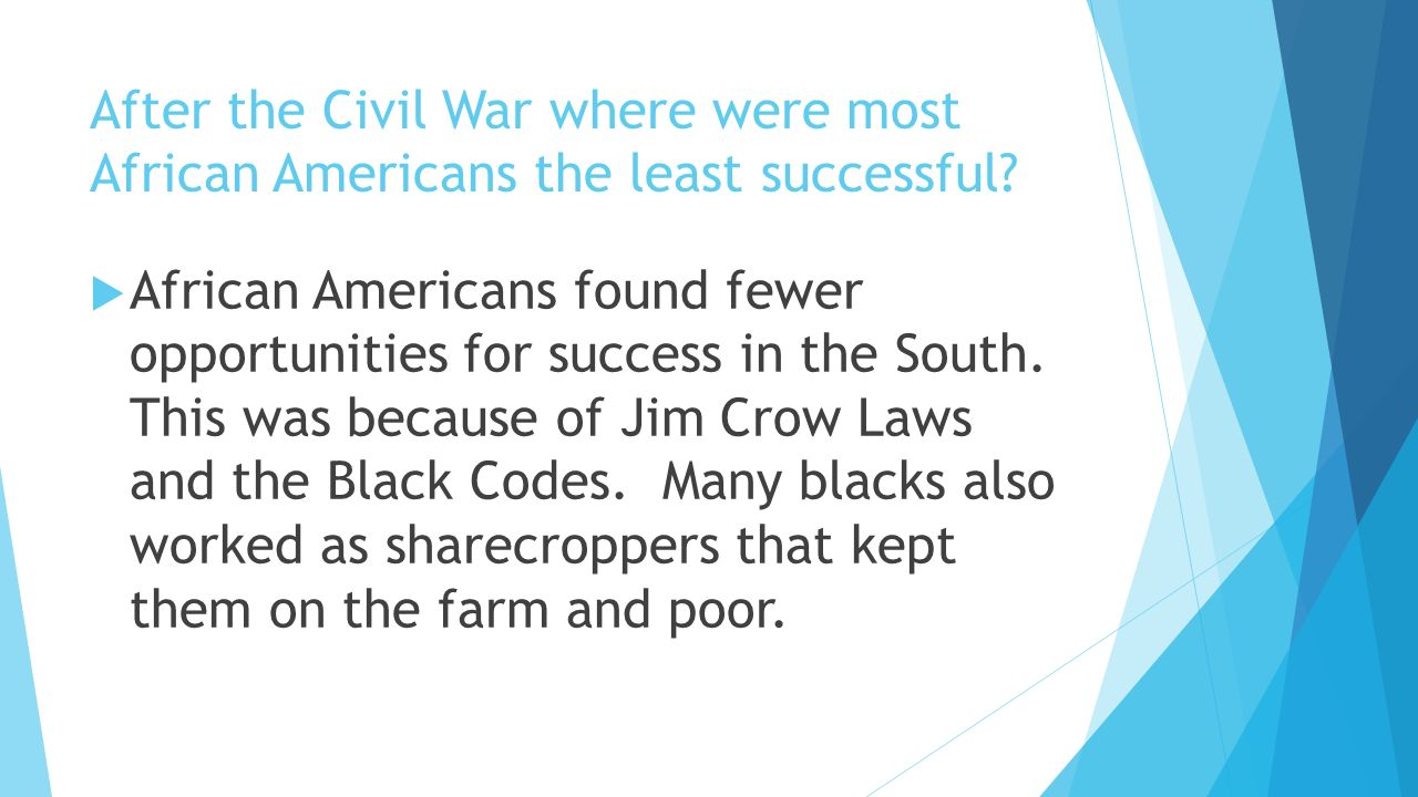 a research on the causes of the civil war