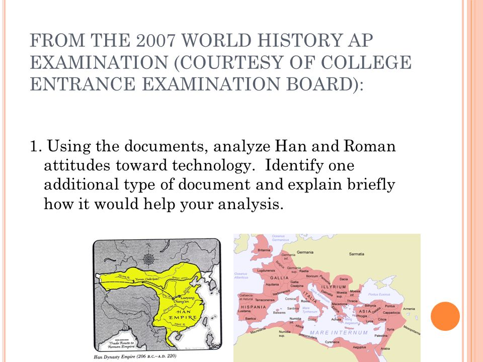 ap world hostory Need help with the ap world history course hero provides top study resources and tools in the form of ap world history documents and homework help.