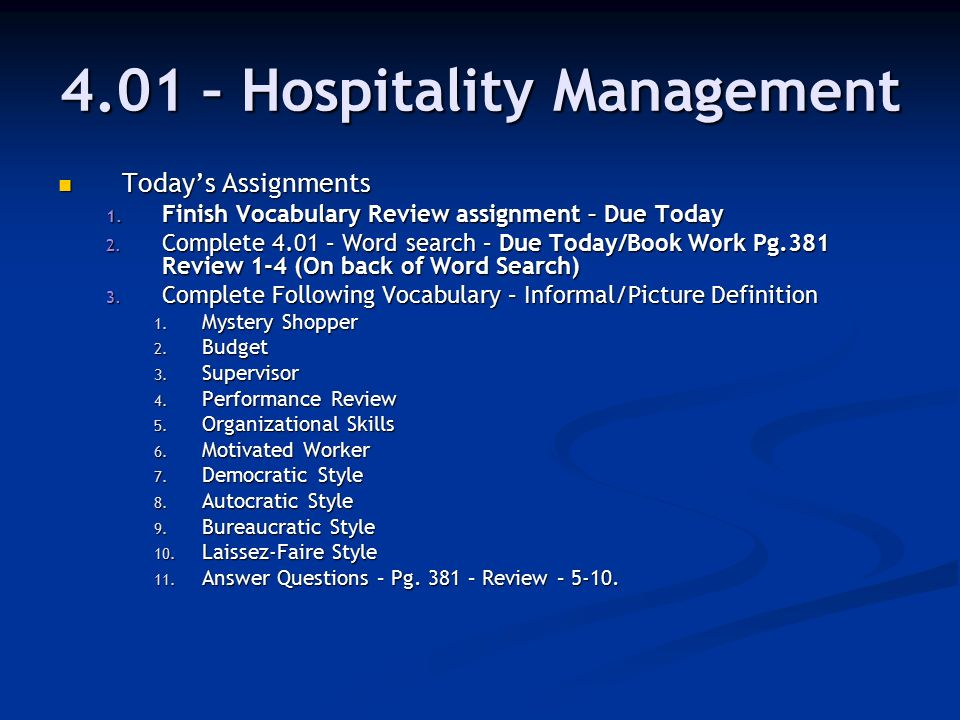 hospitality operations 7,215 director of operations hospitality jobs available on indeedcom director of operations, executive assistant, director of events and more.