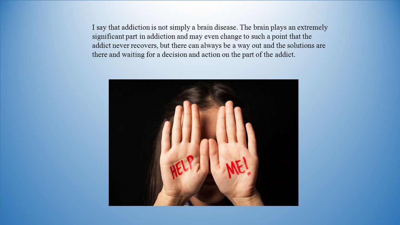 o explain the psychology and physiology of addiction Drug addiction: updating actions to habits to department of psychology and thus essentially seeks to explain core aspects of addiction in terms of.