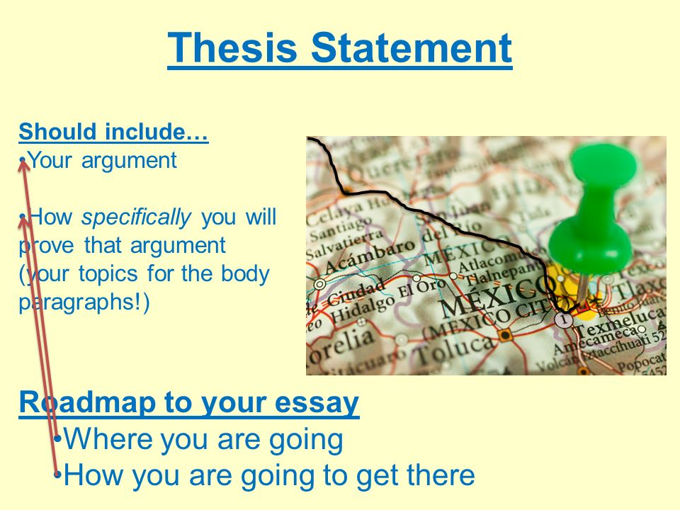 Your Thesis Plan - A Roadmap to Completing Your