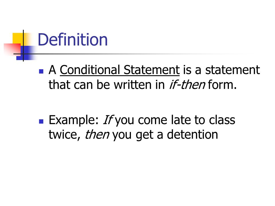Conditional Statements and the Converse Geometry Unit 11, Day 7 Ms ...