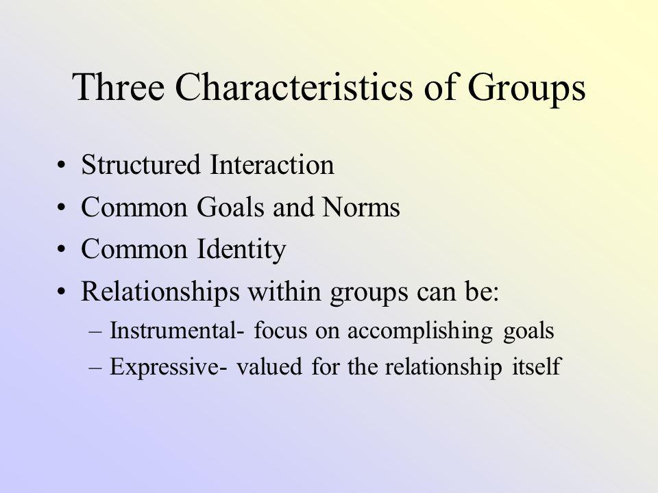 How do groups work.