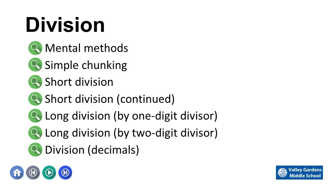 Long Division Worksheets Ks2 1 digit addition and subtraction – Division Chunking Worksheet