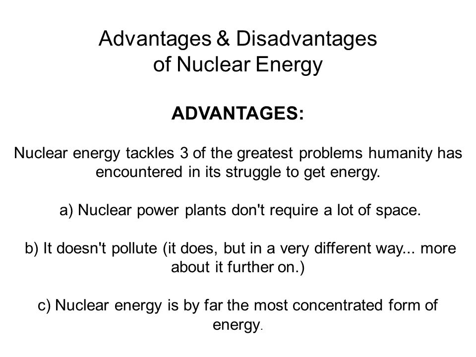 Nuclear energy is released by the splitting (fission) or merging ...