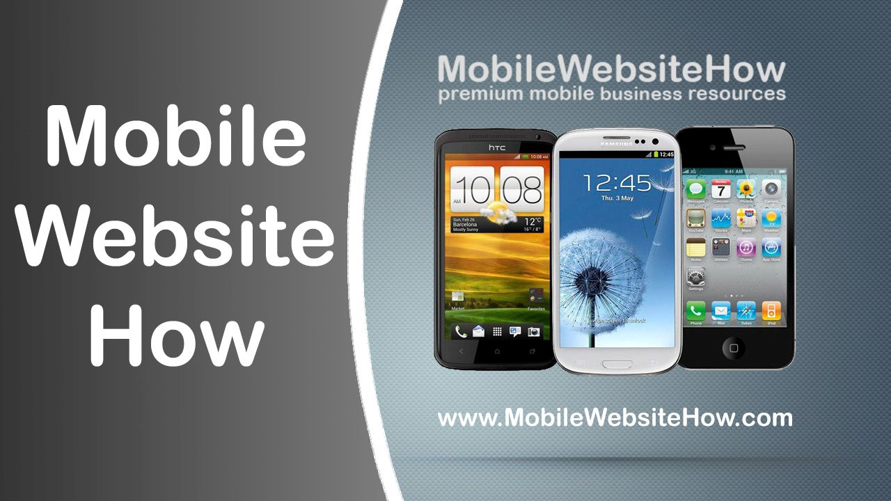 Mobile Applications applications operating on mobile devices ...