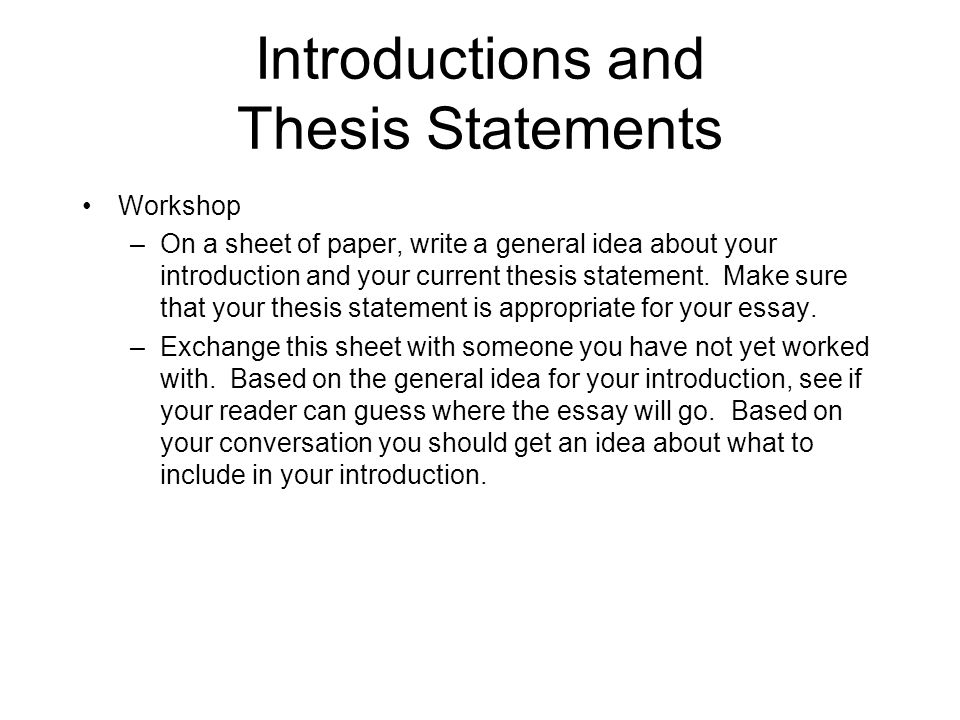 define general thesis statement The thesis statement declares the main point or controlling idea of the entire essay the thesis briefly answers the questions, what is my opinion on 1 a good thesis states the writer's clearly defined opinion on some subject you must tell your reader what you think don't dodge the issue present.