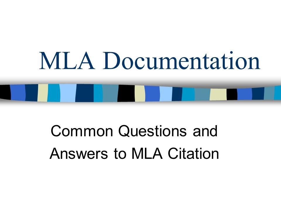 MLA QUOTE CITING QUESTION?