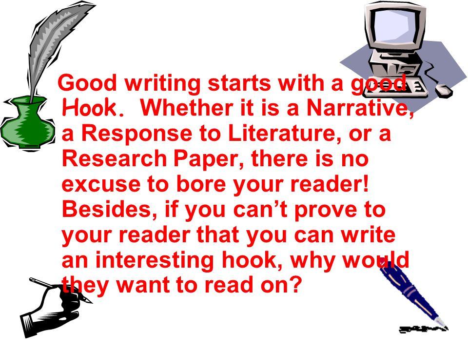 components of a personal narrative essay
