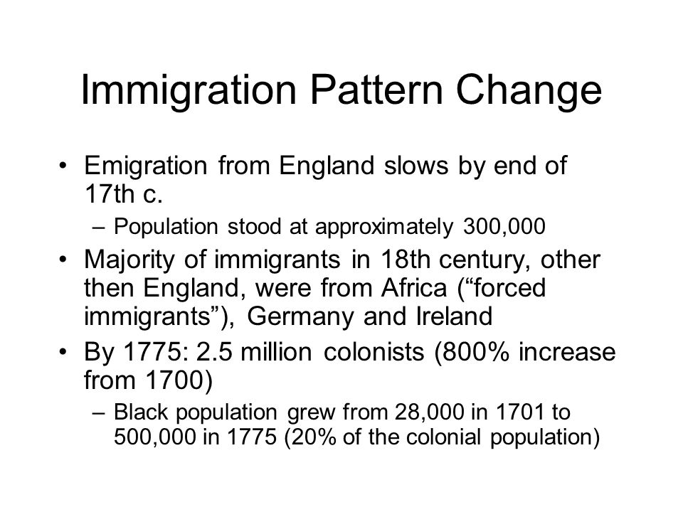 changing immigration patterns essay There was a significant rise in immigration from the eu but little how uk migration patterns changed there has been little change since the migration.