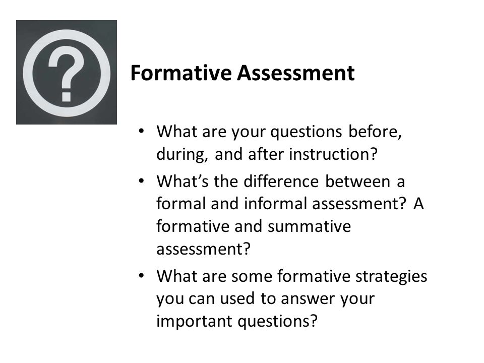 Formative Assessment Edu   Newberry College  Jennifer