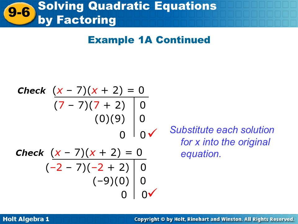 Factoring quadratic equations worksheet algebra 1