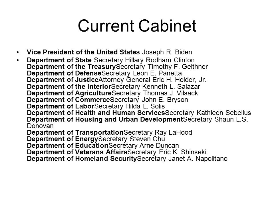 Bureaucracy and President's Cabinet. What is Bureaucracy? An ...