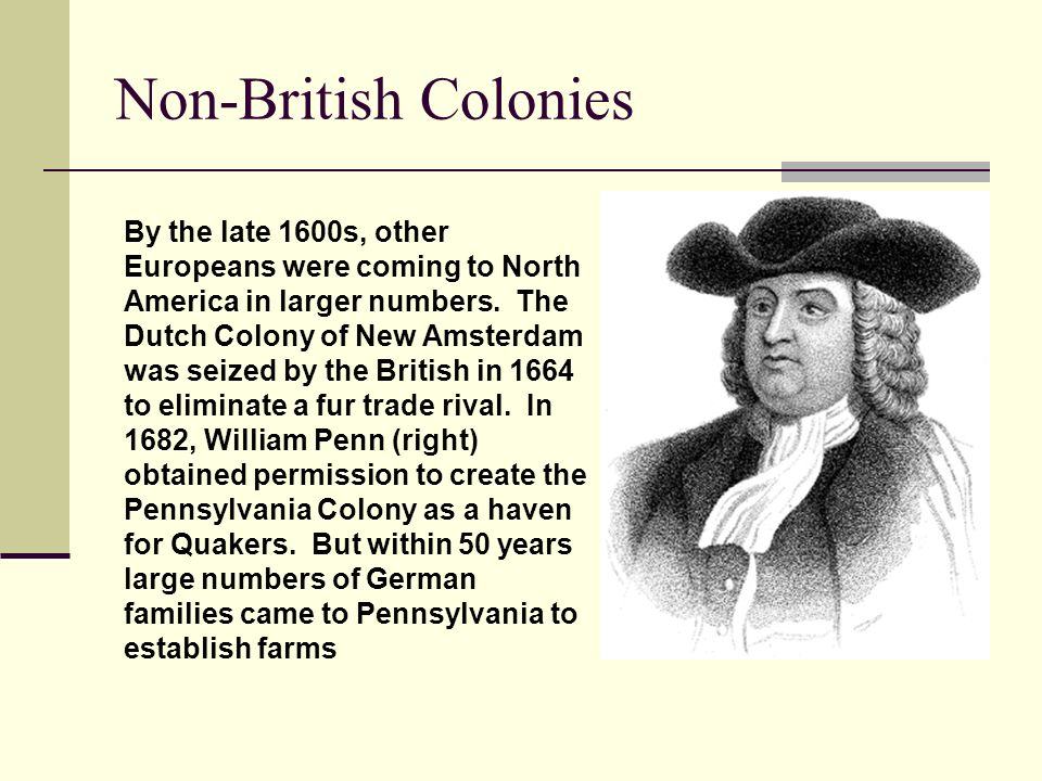 Promoting Colonies Early attempts by England to establish colonies ...
