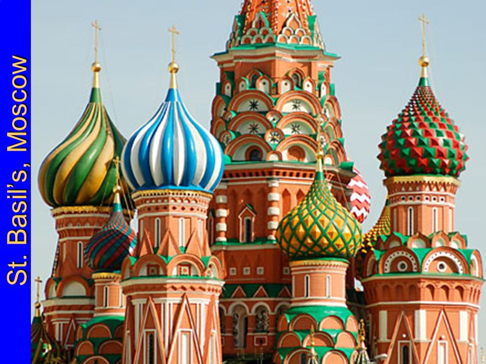St. Basil's, Moscow