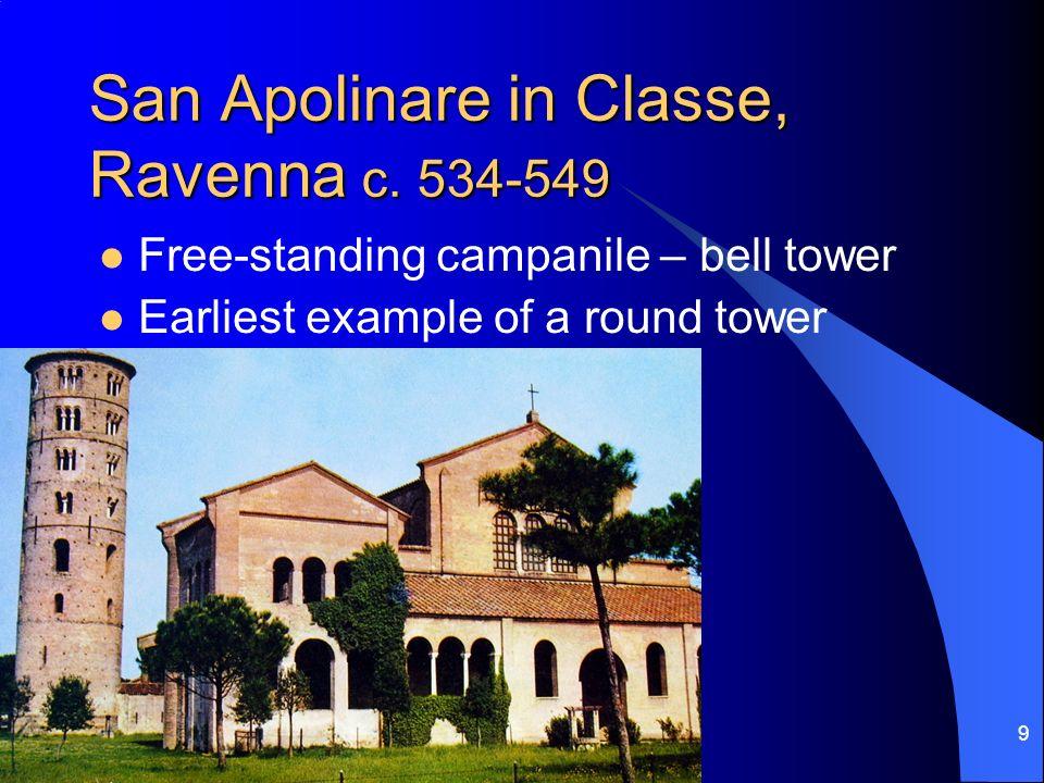San Apolinare in Classe, Ravenna c.