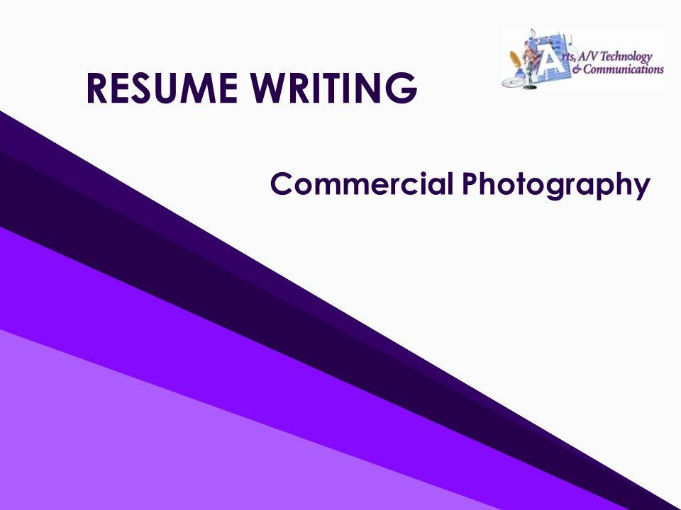 resume writing commercial photography what is a resume a resume - Commercial Photographer Resume