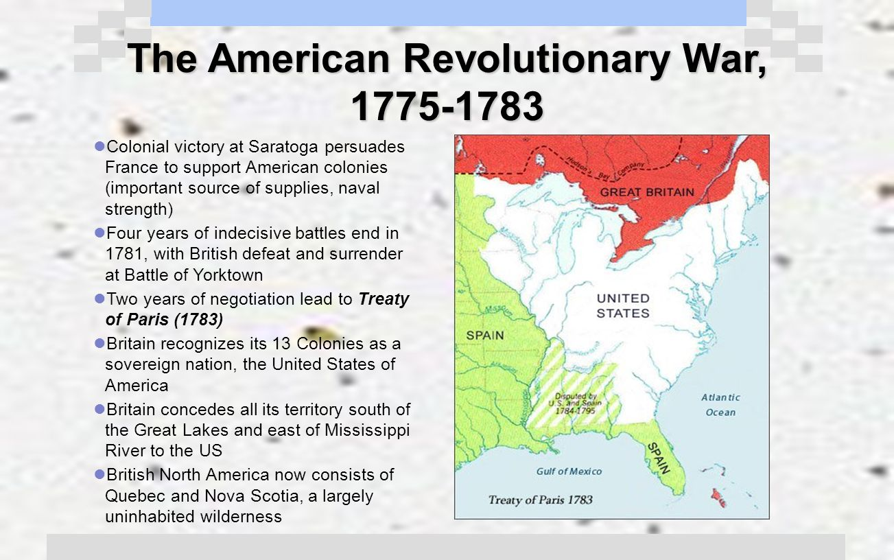 religious freedom in british north america Religious freedom existed throughout the british north american colonies prior to 1700 new england is an example of a section that was dominated by puritan separatists.