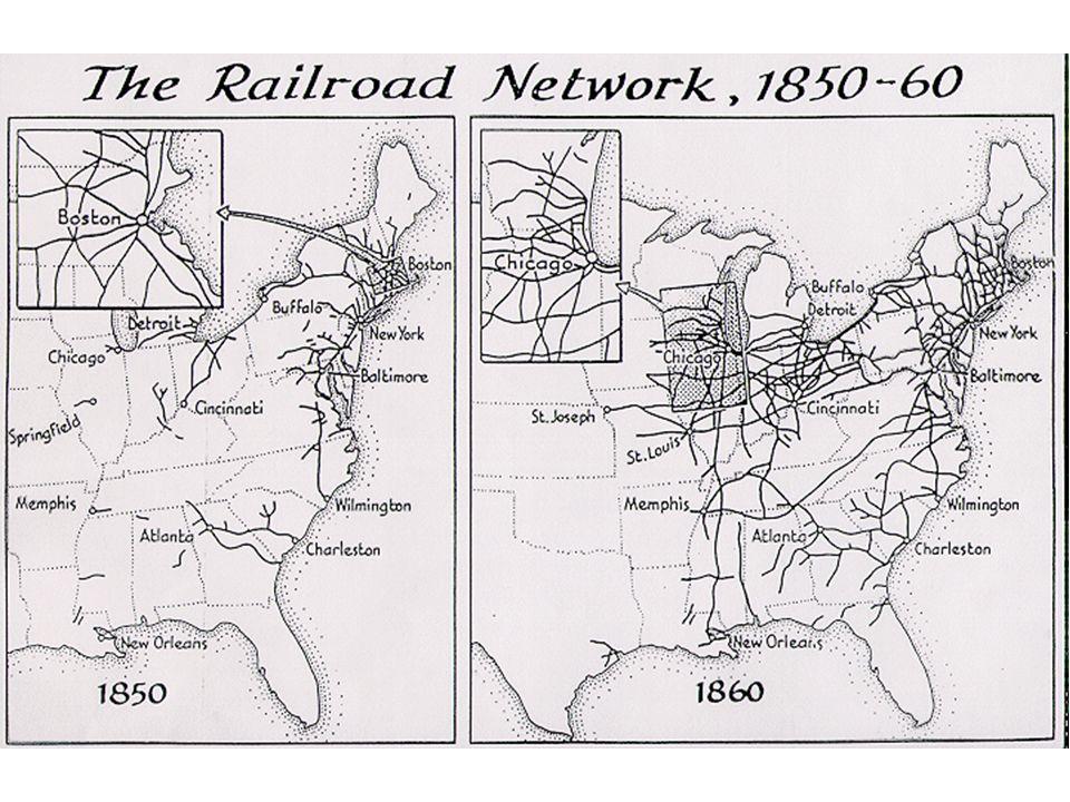 Railroads and American Politics Agenda for Topic 3 Railroads as Big