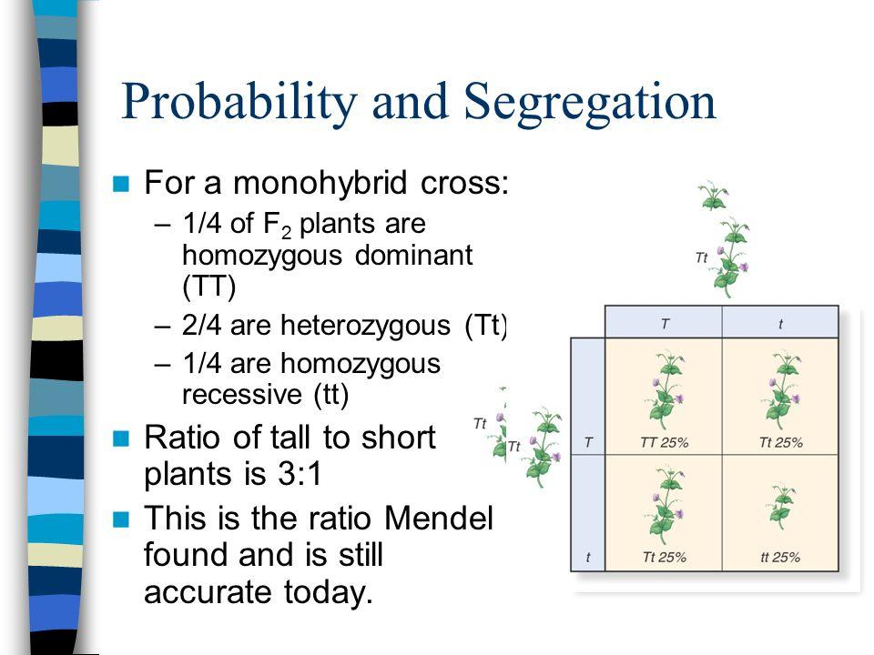 probability ratios
