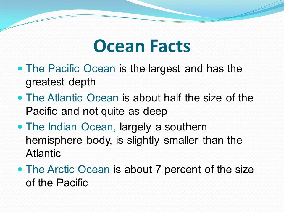 Oceanography Chapter ppt download