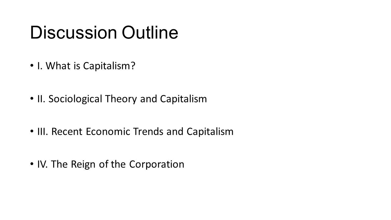what are defects of capitalism There has been much discussion of the current economic system in the western world, capitalism this is mainly because of the growing anti-capitalist movement.