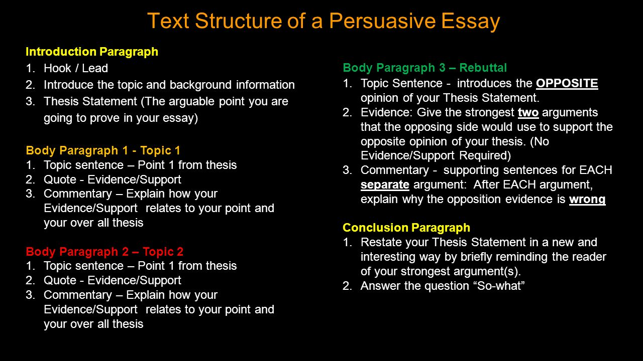 rebuttal essay thesis  argumentative essay topics that will put up a good fight kibin