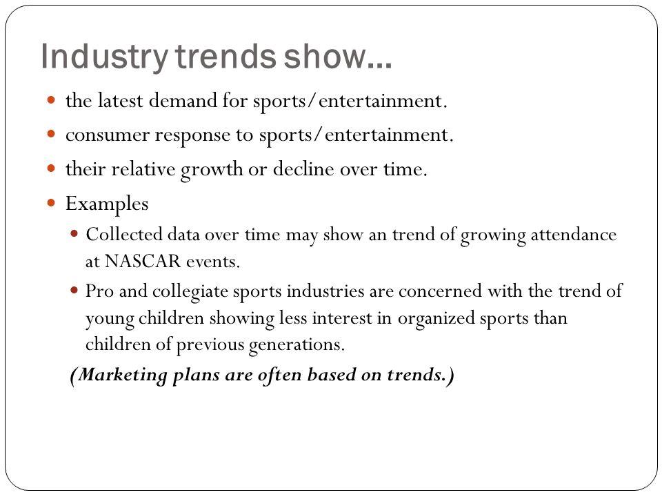 6 industry